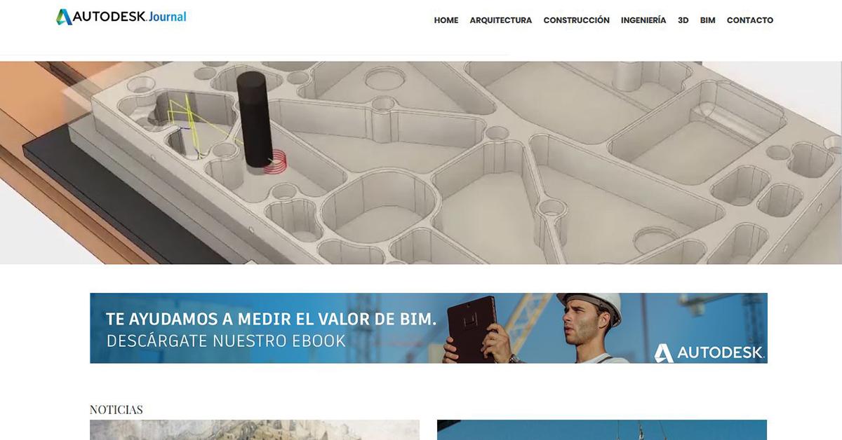 Autodesk, creacion y mantenimeinto SEO en Barcelona · Alocin